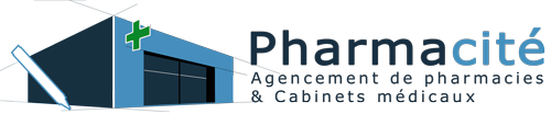 Pharmacité, agencement de pharmacies