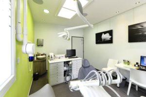 Agencement de cabinets dentaires en nouvelle Aquitaine