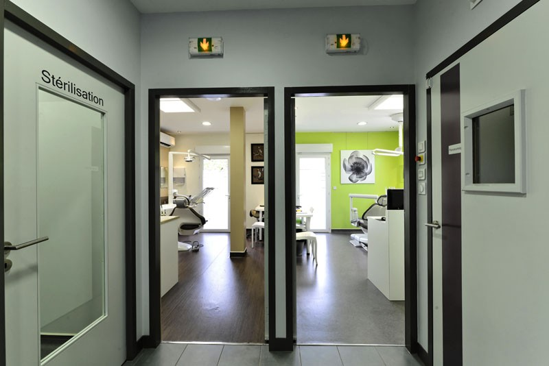 Cabinet dentaire Pessac 33