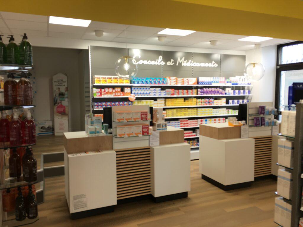 Pharmacie JUMEAUX