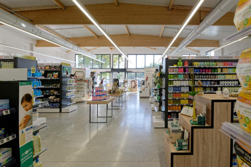 Pharmacie Dionysien Levesque