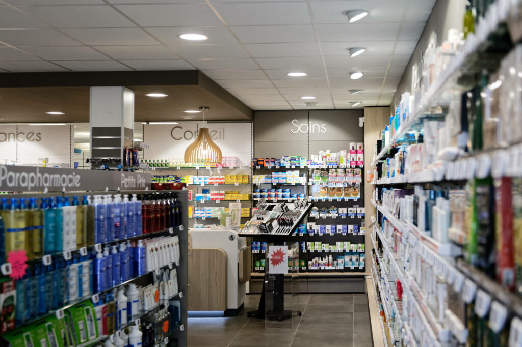 PHARMACIE et CABINET MEDICAL FAVARD